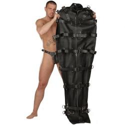 Zware professionele Lederen Bodybag 8044 - le-8044
