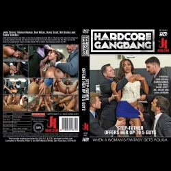 Hardcore Gangbangs 81 - Step-Father Offers Her up to 5 Guys - KINK-HGB-081