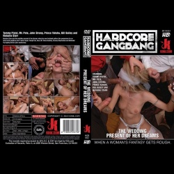 Hardcore Gangbangs 82 - The Wedding Present of Her Dreams - KINK-HGB-082