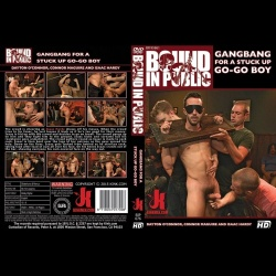 Bound in Public 76 - Gangbang for a Stuck up Go-Go Boy - KINK-BIP-076