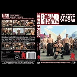 Bound in Public 77 - The Folsom Street Whore - KINK-BIP-077