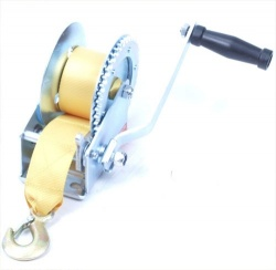 Handwinch with 6 meter safety belt 540 kg - Sr-9705282