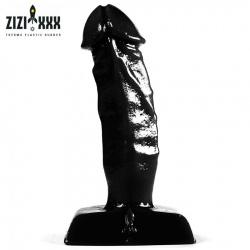 Black Koichi - veined penis by ZIZI - Zizi-ZZT31BK