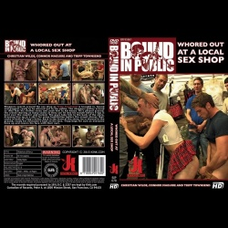 Bound in Public 78 - Whored Out at a Local Sex Shop - KINK-BIP-078