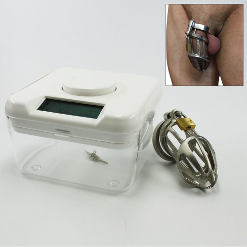 The Chastity Key Safe - xr-ae378
