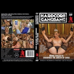 Hardcore Gangbangs 86 - Mona Wales is Crowned the Queen of Cock - KINK-HGB-086