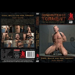 30 Minutes of Torment 17 - Cock, Balls and Ass Torment - KINK-TMT-017
