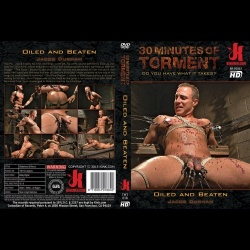 30 Minutes of Torment 18 - Oiled and Beaten - KINK-TMT-018