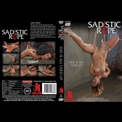 Sadistic Rope 16 - She is All Used Up - KINK-SR-016