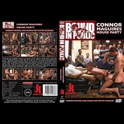 Bound in Public 83 - Connor Maguires House Party - KINK-BIP-083