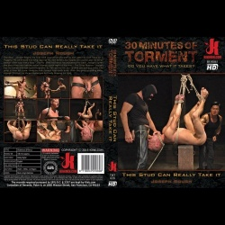 30 Minutes of Torment 20 - This Stud Can Really Take it - KINK-TMT-020