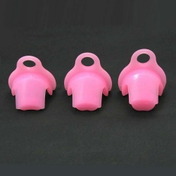 Pink Silicone Security for the CB-6000 and 6000S - BHS-179