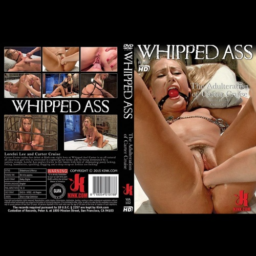 Whipped Ass 102 - The Adulteration of Carter Cruise - KINK-WA-102