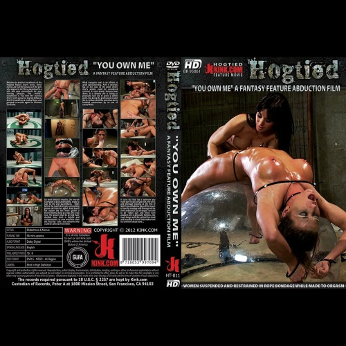 Hogtied 11 - You Own Me- A Fantasy Feature Abduction Film - KINK-HT-011