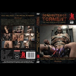 30 Minutes of Torment 23 - Can You Take a 30 Pound Flogger? - KINK-TMT-023