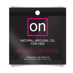 Sensuva - ON Arousel Oil for Her Original Ampoule - Ep-E23232