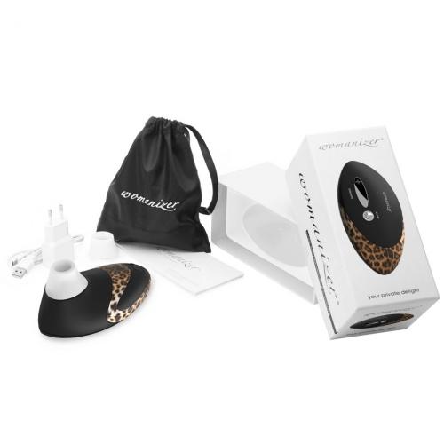 Womanizer W500 Pro Black/Leopard - 05842900000