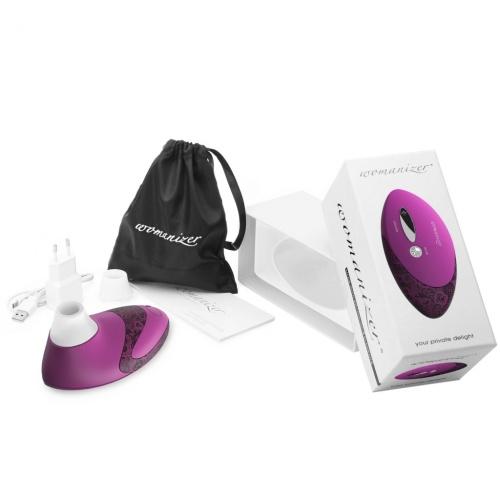 womanizer W500 Pro Magenta - 05843120000