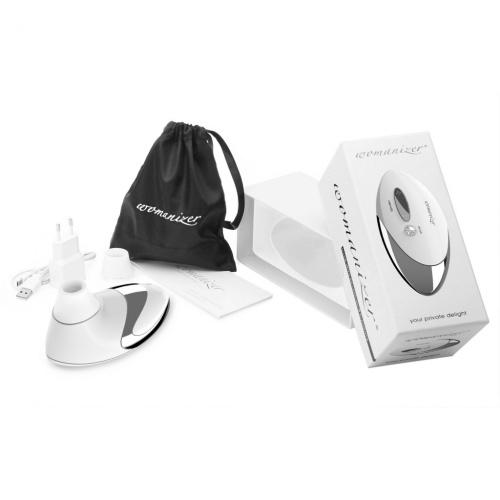 womanizer W500 Pro White - 05843390000
