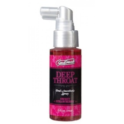 Good Head Deep Throat Oral Spray - xr-ae578