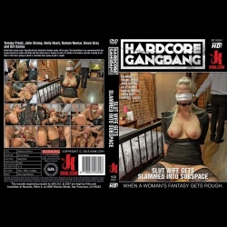 Hardcore Gangbang 93 - Slut Wife Gets Slammed into Subspace - KINK-HGB-093