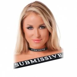 Rimba - Silicone Collar (Submissive) - ri-9116