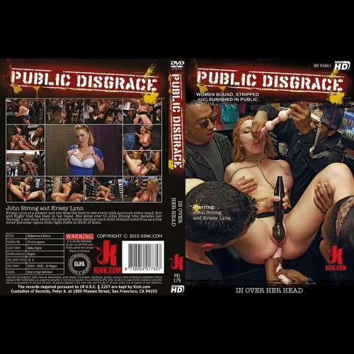 Public Disgrace 179 - In Over Her Head - KINK-PD-179