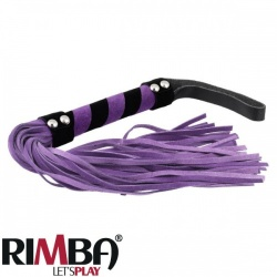 Suède Whip with 36 strings  - ri-7945