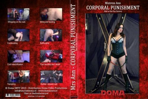 Corporal Punisment - DVM 2015