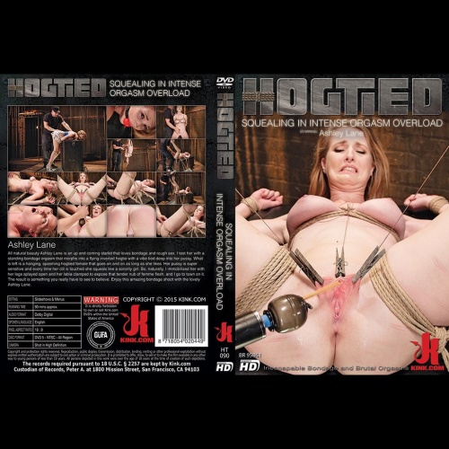 Hogtied 90 - Squealing in Intense Orgasm Overload - KINK-HT-090