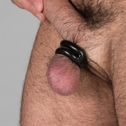 Sport Fucker Trainer Ring - Black - DU-135485