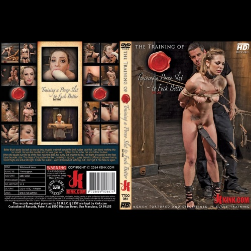 KINK.COM DVD Producties