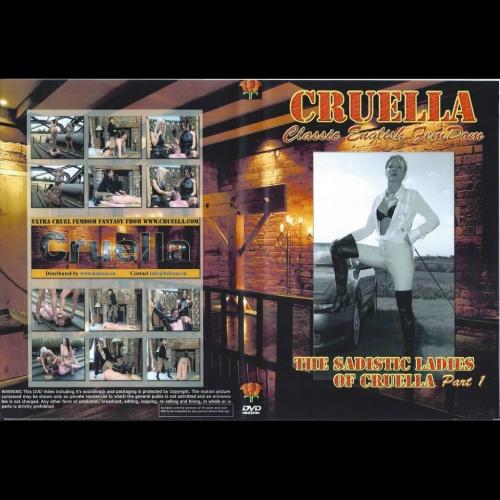 Sadistic Ladies of Cruella - Part 1 - SLOC01