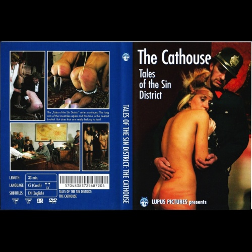 Tales of the Sin District: The Cathouse - LP-048
