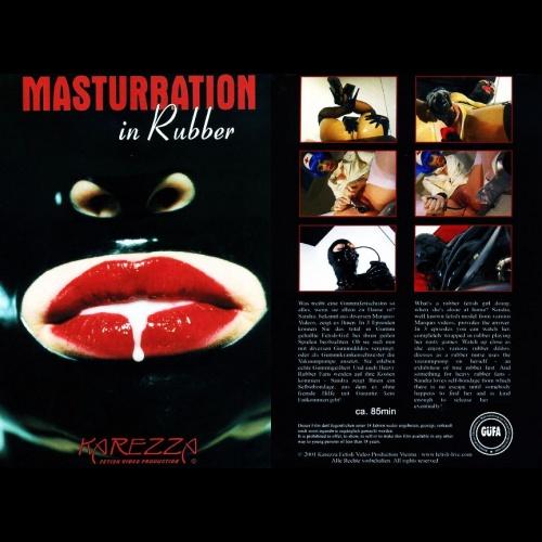 Masturbation in Rubber - kard01