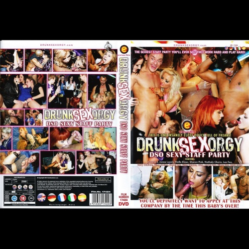 Drunk Sex Orgy - DSO Sexy staff party - 17424