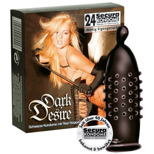 Dark Desire Condoms 12 or 24pcs - Or-04155530000