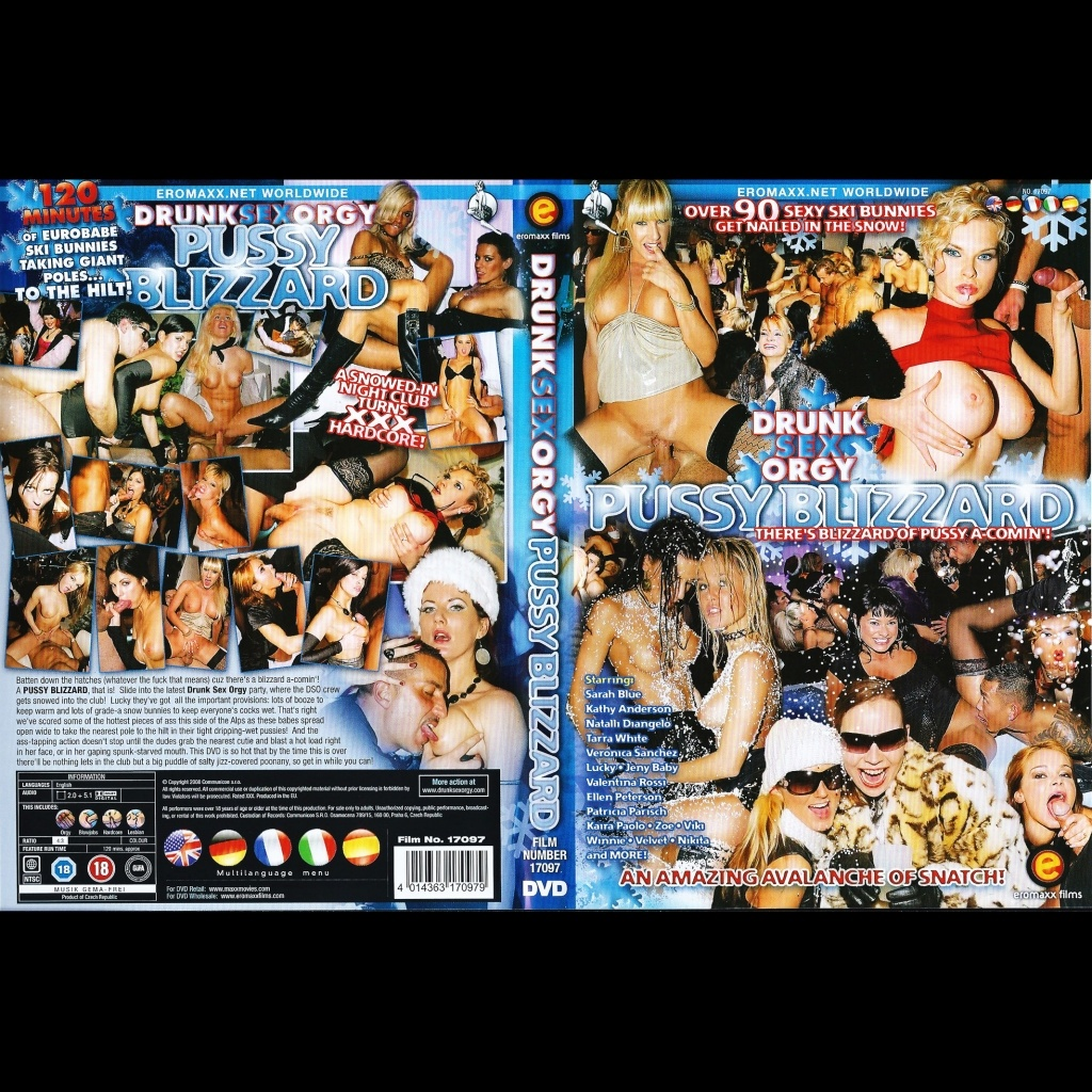 drunk sex orgy - pussy blizzard