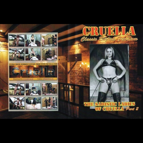 Sadistic Ladies of Cruella - Part 2 - SLOC02