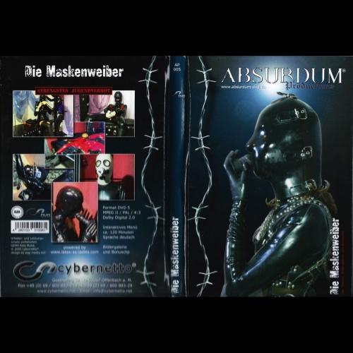 Die Maskenweiber - AP005