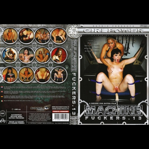 Machine Fuckers 13 - Girlpower - G51609