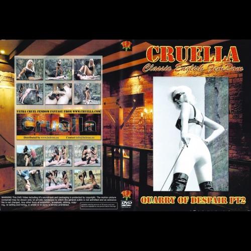 Sadistic Ladies of Cruella - Part 9 - Quarry of Despair vol. 2 - SLOC10