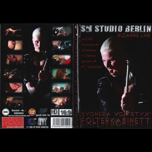 Syonera Von Styx' Folterkabinett - SM Studio Berlin - SB08002