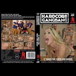 Hardcore Gangbang 106 - It Takes Five Thick Fire Hoses - KINK-HGB-106