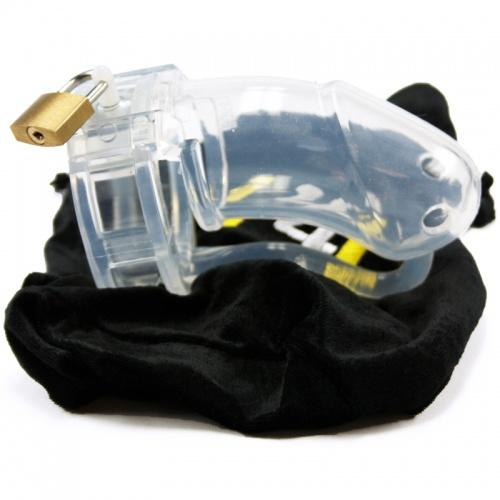 BON4L Chastity Device - b4-b4004