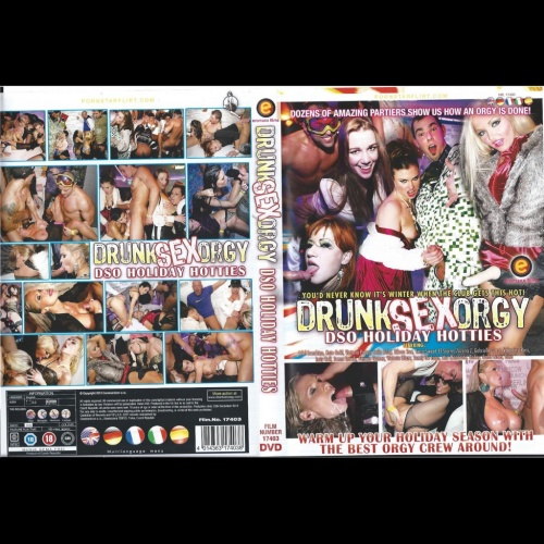 Drunk Sex Orgy - DSO Holiday Hotties - 17403