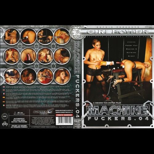 Machine Fuckers 04 - Girl Power - G51579