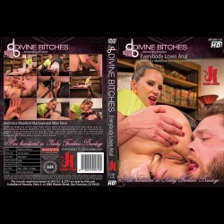 Divine Bitches 126 - Everybody Loves Anal - KINK-DIB-126
