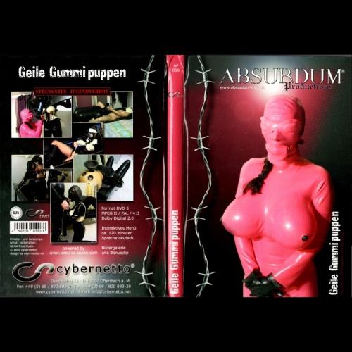 Geile Gummipuppen - Absurdum - AP006