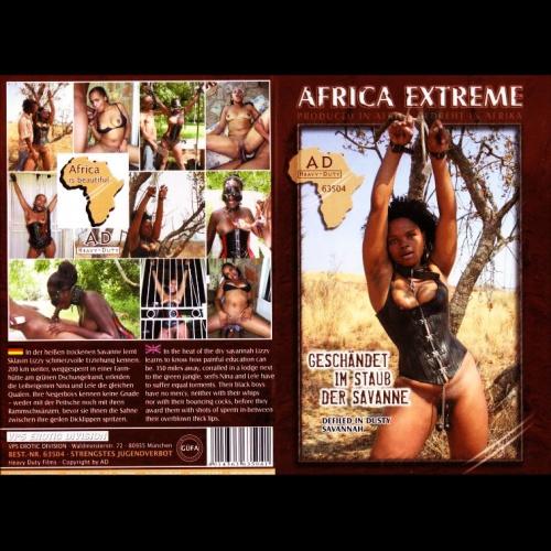 Africa Extreme: Geschandet im Staub der Savanne - 63504